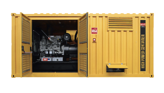 CONTAINER 1700 - 2250 kVA